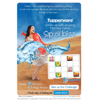 Tupperware facebook Application  Sip of bilss