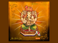Lord ganesha worship live on net